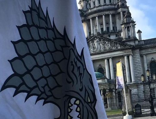 A week without Game of Thrones….Heart Broken Belfast